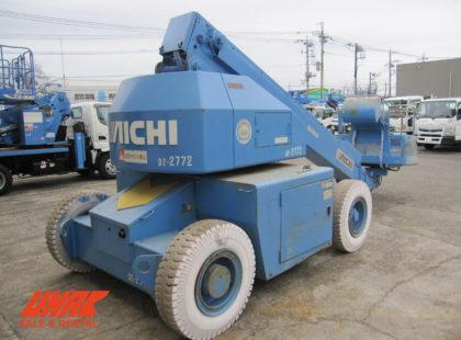 Xe nâng người Aichi SP12A