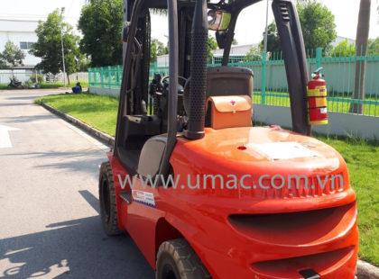Cho thuê xe nâng hàng 3 tấn tại Hà Nam