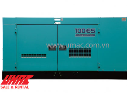 Máy phát điện 80KVA Denyo DCA-100ESI