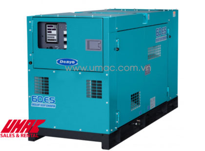 Máy phát điện Denyo 50KVA DCA-60ESI2