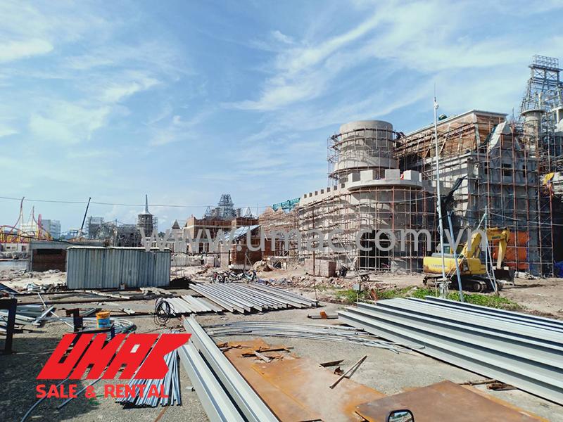 Công trình làm việc tại Phú Quốc