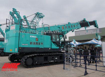 Xe cẩu Kobelco 55 tấn TK550G