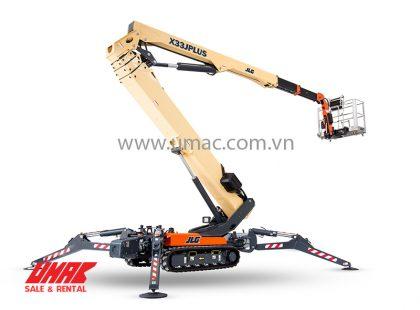 Xe nâng người chân nhện X33JP